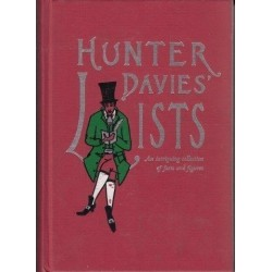 Hunter Davies' Lists: An Intriguing Collection Of Facts And Figures