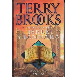 The Voyage of the Jerle Shannara Book 2 Antrax