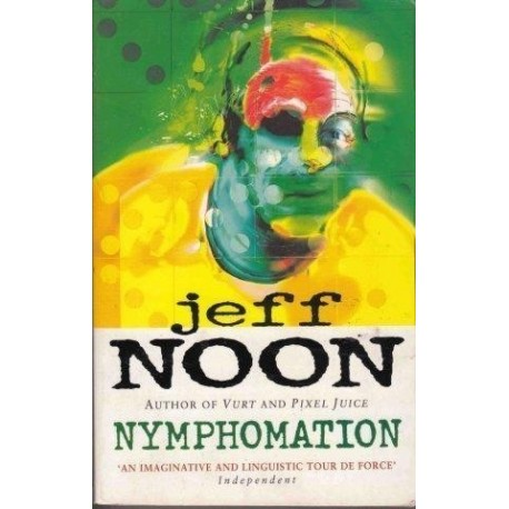 Nymphomation (Signed by author)