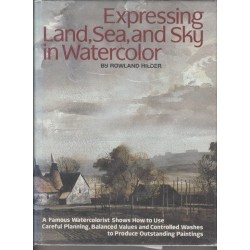 Expressing Land, Sea, and Sky in Watercolor