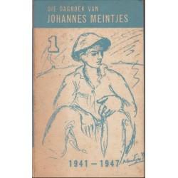 Dagboek Van Johannes Meintjes 1: 1941-1947 (Signed)