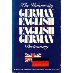 The University German English/English German Dictionary