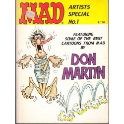 Mad Magazine Artists Special No. 1 Don Martin