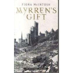 The Quickening Book 1: Myrren's Gift