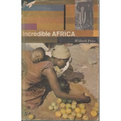 Incredible Africa (Hardcover)
