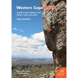 Western Cape Rock - A Guide To Sport Climbing In The Western Cape, South Africa