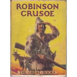 Robinson Crusoe (The Great Books)