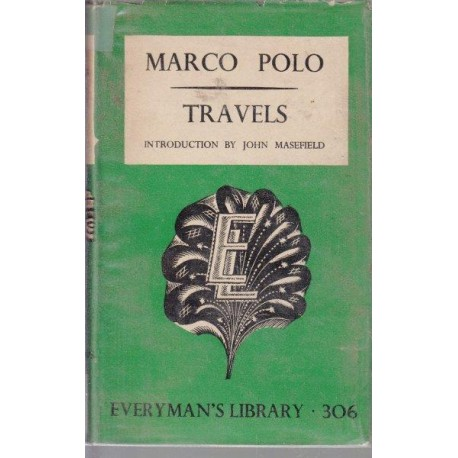 Marco Polo - Travels
