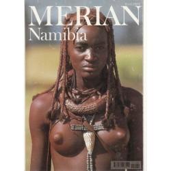 Merian Namibia Reisefuhrer Heft 11 / Jahrgang 50