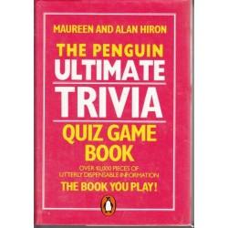 The Penguin Ultimate Trivia Quiz Game Book