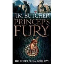 Princep's Fury (Codex Alera 5)