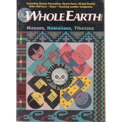 Whole Earth Review No. 72 Fall 1991