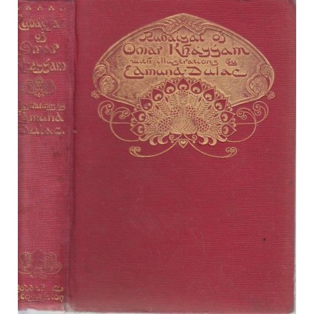 Rubaiyat of Omar Khayyam (With Illustrations by Edmund Dulac)