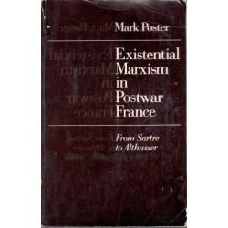 Existential Marxism In Postwar France