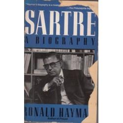 Sartre - A Biography