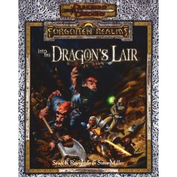 Dungeons & Dragons: Forgotten Realms Adventure - Into The Dragon's Lair