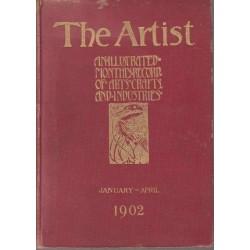 The Artist Volume 33 (XXXIII) January-April 1902