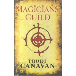 The Magician's Guild (Black Magician Trilogy Book 1) Hardcover