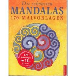 Die Schonsten Mandalas (170 Templates)