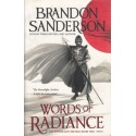 Words of Radiance (Stormlight Archive Book II Part 1)