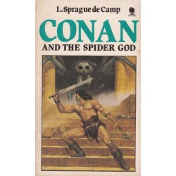 Conan And The Spider God