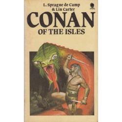 Conan of the Isles (Conan 12)