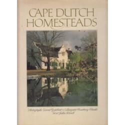Cape Dutch Homesteads
