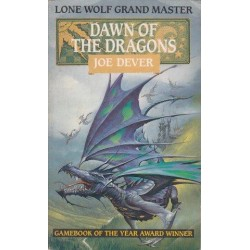 Dawn Of The Dragons (Lone Wolf Grand Master)
