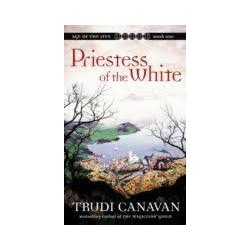 Priestess Of The White (Age of the Five Trilogy 1)