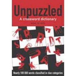 Unpuzzled - A Crossword Dictionary