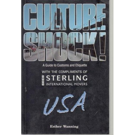 Culture Shock! USA: A Guide To Customs And Etiquette