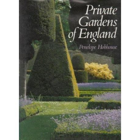 Private Gardens Of England