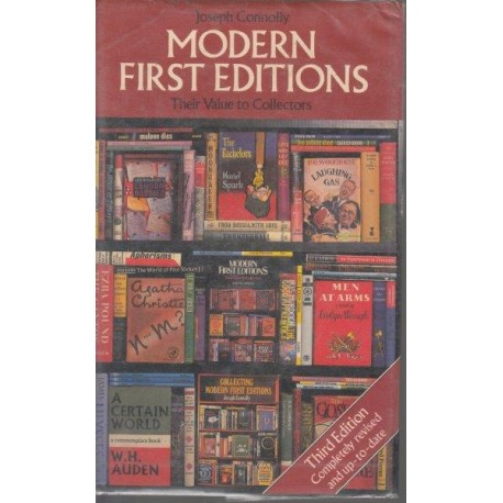 Modern First Editions