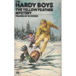 The Yellow Feather Mystery (Hardy Boys 33)