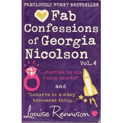 Fab Confessions of Georgia Nicolson Vol. 4