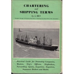 Chartering and Shipping Terms. Practical guide for steamship companies, masters?