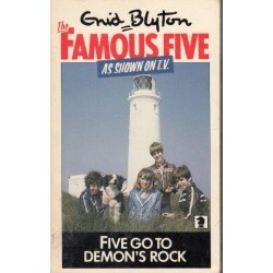 Five Go To Demon's Rock (Famous Five 19)