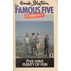 Five Have Plenty Of Fun (Famous Five 14)