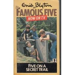 Five On A Secret Trail (Famous Five 15)