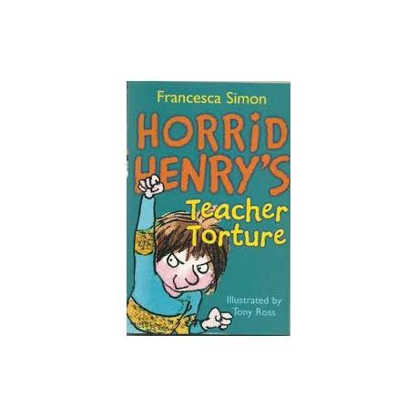 Horrid Henry's Teacher Torture