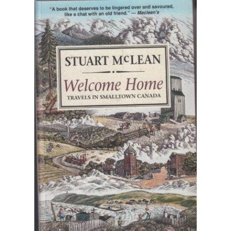 Welcome Home (Signed Copies)