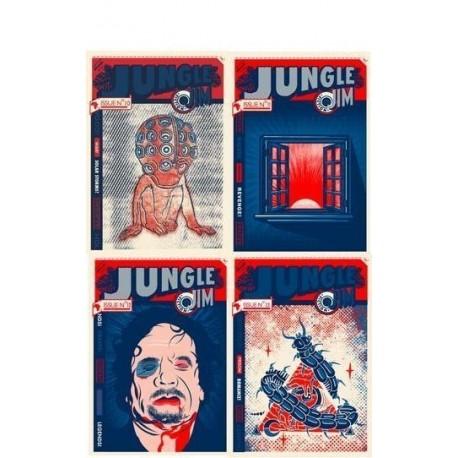 Jungle Jim Nos. 10-13