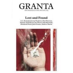 Granta 105: Lost And Found