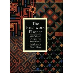 The Patchwork Planner: 350 Original Designs For Traditional Patchwork