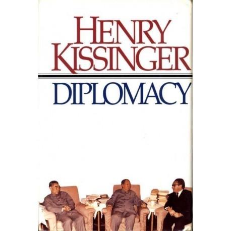 Kissinger Henry A  Diplomacy