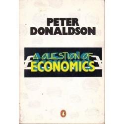A Question of Economics
