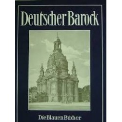 Deutscher Barock (Die Blauen Buecher)
