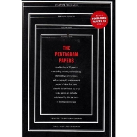 The Pentagram Papers: A Collection Of 36 Papers
