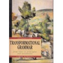 Introducing Transformational Grammar: From Rules To Principles And Parameters