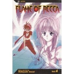 Flame Of Recca, Vol. 4